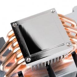 zdjęcie radiatora cpu z heatpipe-ami