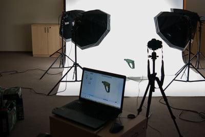 fotografia 360 produktu