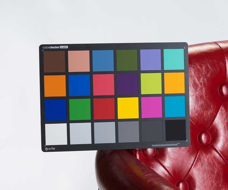 Plansza Colorchecker